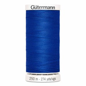 Gutermann Sew-All Thread, 251 Cobalt Blue - 250 m