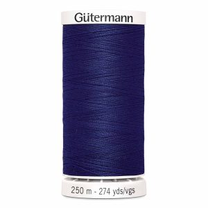 Gutermann Sew-All Thread, 266 Bright Navy - 250 m