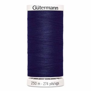 Gutermann Sew-All Thread, 272 Navy - 250 m