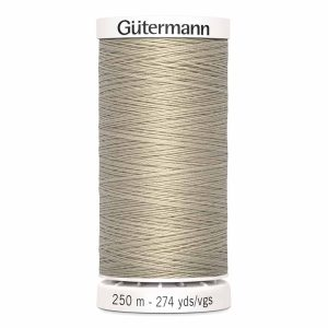Gutermann Sew-All Thread, 506 Sand - 250 m