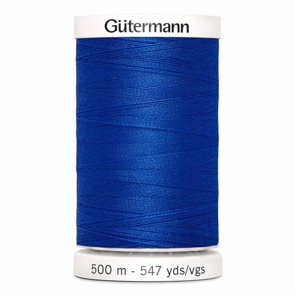 Gutermann Sew-All Thread, 251 Cobalt Blue - 500 m