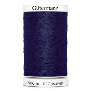 Gutermann Sew-All Thread, 272 Navy - 500 m