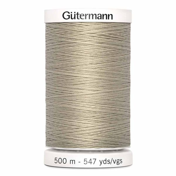 Gutermann Sew-All Thread, 506 Sand - 500 m