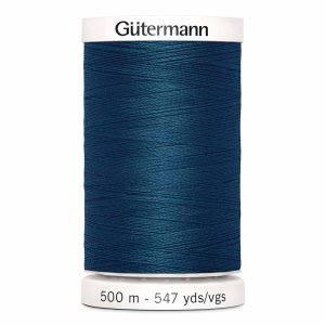 Gutermann Sew-All Thread, 640 Peacock - 500 m