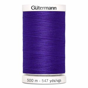 Gutermann Sew-All Thread, 945 Purple - 500 m