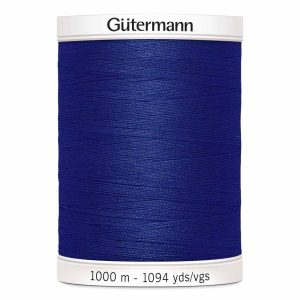 Gutermann, Sew-All Thread, 272 Navy - 1000 m