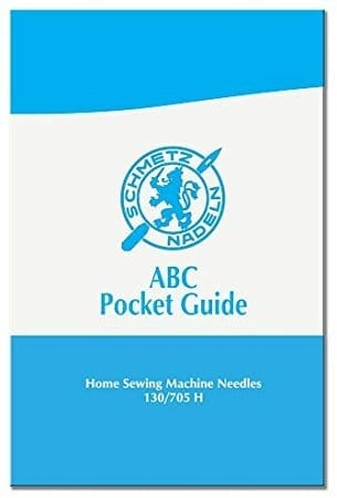 Schmetz, ABC Pocket Guide