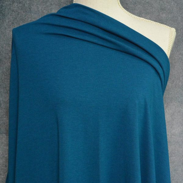 Bamboo Cotton Jersey, Moroccan - 1/2 meter