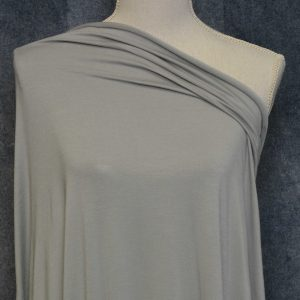 Bamboo Rayon Spandex, Sand - 1/2 meter