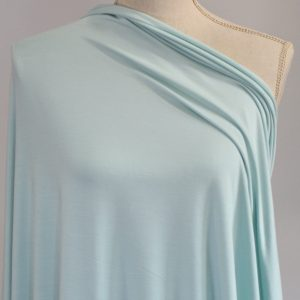 Nouvel Bamboo Rayon Spandex - Frosty Mint - 1/2 meter