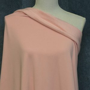 Bamboo Sweatshirt Fleece, Mellow Rose - 1/2 meter