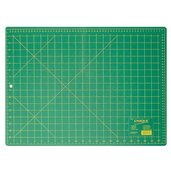 "Unique Double Sided Cutting Mat - 18"" x 24"" - IN STORE ONLY"