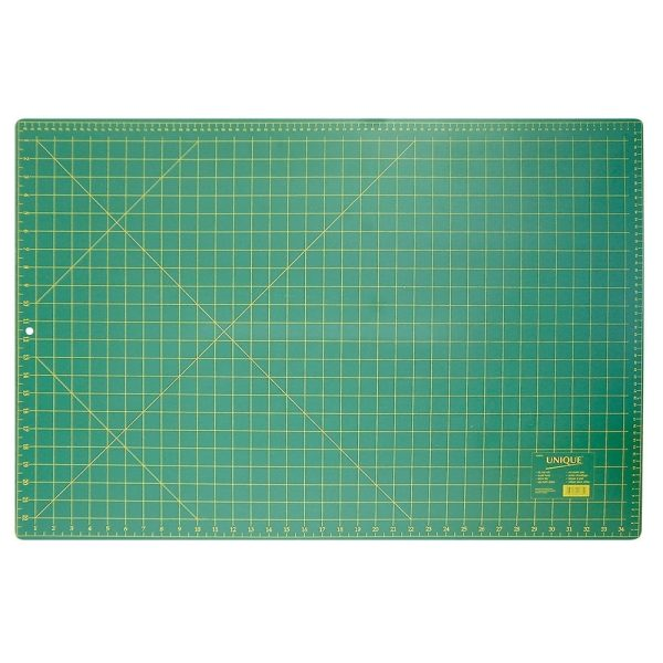 "Unique Double Sided Cutting Mat - 24"" x 36"" - IN STORE ONLY"