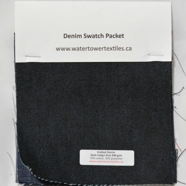 Denim Swatch Packet LETTERMAIL