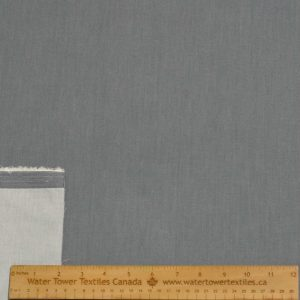 Stretch Denim, Grey 185 GSM - 1/2 meter