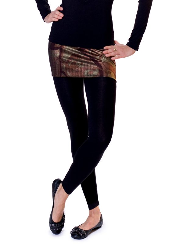 Jalie Paper Pattern 2920, Leggings, Stirrup Tights and Mini-Skirt