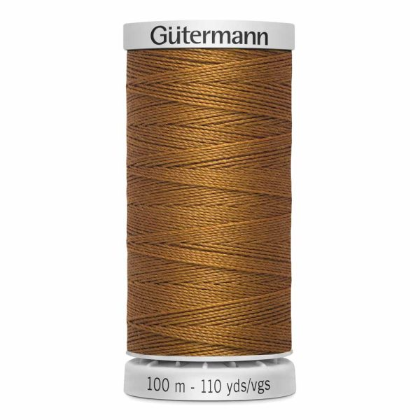 Gutermann Jean Thread, 448 Copper - 100 m