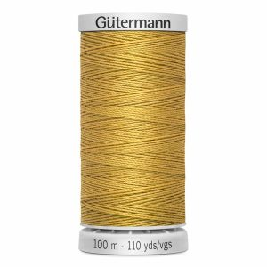 Gutermann Jean Thread, 968 Light Gold - 100 m