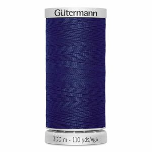 Gutermann Jean Thread, 339 Navy - 100 m