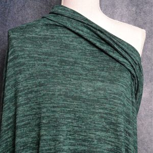 Melange Sweater Knit, Pine Trail - 1/2 meter