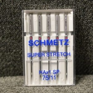 Schmetz Serger Needles HAx1 SP, Sz 75/11, 5 Count