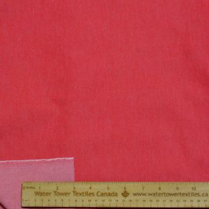 Stretch Denim, Red 170 GSM - 1/2 meter