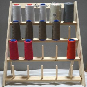 Thread Rack, 20 Serger Cone
