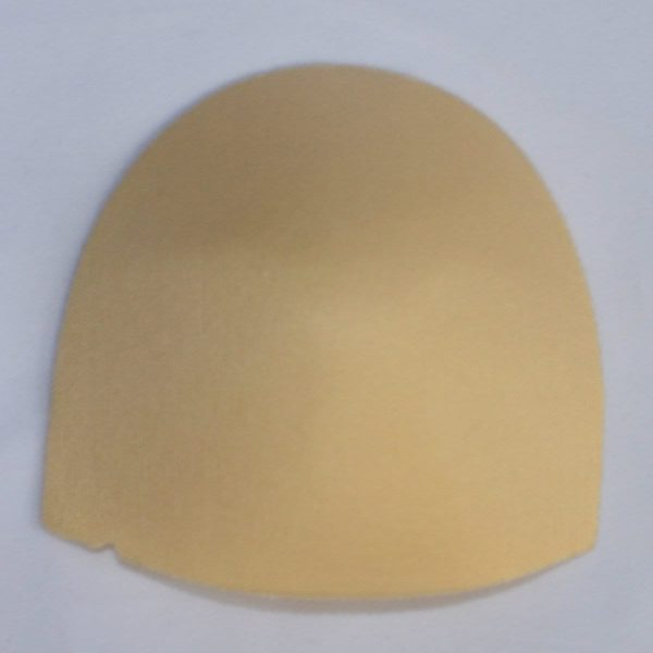 Swim Cup Inserts, Size 2(30A) Beige - 1 pair