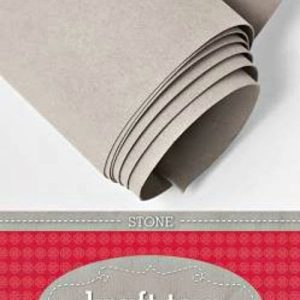 Kraft-Tex Kraft Paper Fabric, Stone - 1.37 meter roll